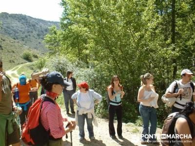 Sierra de la Pela - Barranco de Borbocid; cinco lagunas gredos; senderismo en españa